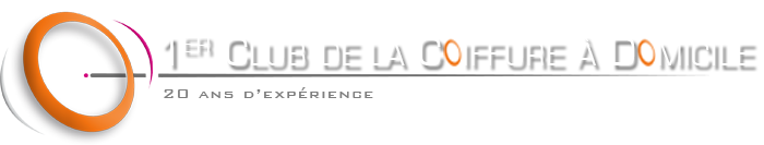 logo club coiffure domicile